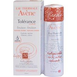 Avene Tolerance Extreme Emulsão Ligeira 50Ml + Agua Termal 50Ml