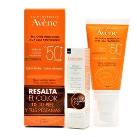 Avene Creme Com Cor Spf 50Ml + Rímel de cílios (presente)