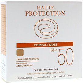 Avene Spf 50 Compact oil Free Honey 10 G