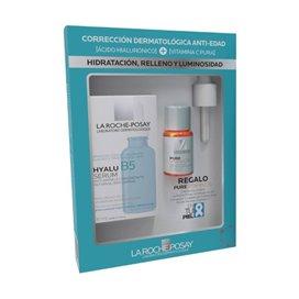La Roche Posay Hyalu B5 Serum 30 Ml + Pure Vitamin C Serum 10Ml