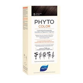 Phyto Color 5 Light Brown