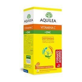 Aquilea Vitamina C + Zinc 28 Comprimidos Efervescentes
