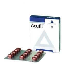 Acutil 30 Caps EN