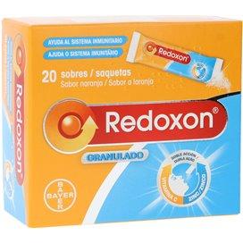 Redoxon Granulado 20 Sobres 1.93 G