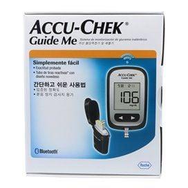 Glucometro Medidor Accu-Chek Guide Me Medidor + Pinchador