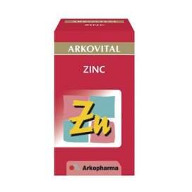 Zinc Arkovital 50 Caps EN