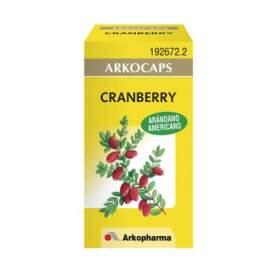 Cranberry Arkocaps 50 Capsulas