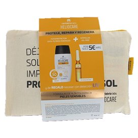 Heliocare 360º Mineral Tolerance Fluid 50Ml + Endocare Radiance C Oil-Free 10 Ampollas Pack