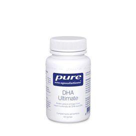 Pure Encapsulations Dha Ultimate 60 Perlas