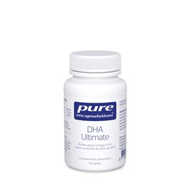 Pure Encapsulations Dha Ultimate 60 Perlas