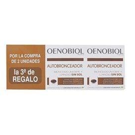 Oenobiol Autobronceador 3x30 Capsulas Triplo