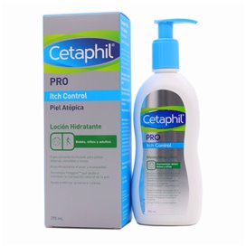 Cetaphil Pro Itch Control Locion Hidratante 295Ml