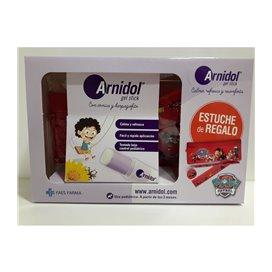 Arnidol Gel Stick 15G + Estuche Patrulla Canina