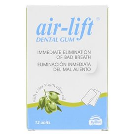 Air-lift Buen Aliento Chicle Dental 10 Unidades
