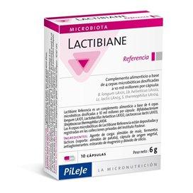 Pileje Lactibiane Reference 10 Capsulas