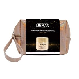 Lierac Voluptuous Cream 50Ml Gold Edition + Foaming Cream 50Ml