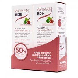 Isdin Woman Antiestrias 2X250Ml