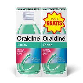 Oraldine Gums 2x400Ml
