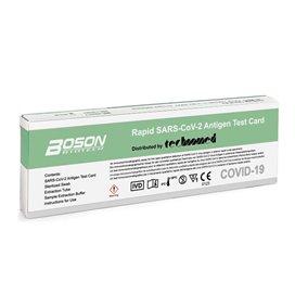 Nasal Antigen Self-diagnostic Nasal Test Sars-Cov-2 Boson Biotech 1 Test