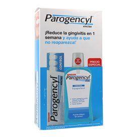 Parogencyl Control Gengivas Pasta de dentes 125Ml + Colutório500Ml