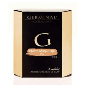 Germinal Accion Inmediata Efecto Maquillaje 0.2 3 Ml 3 Ampollas