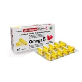 Vitalgrana Omega 5 60 Capsulas