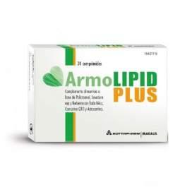 Armolipid Plus 20 Comprimidos BR