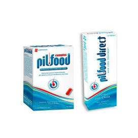 Pilfood Complex Pack Anticaída 120 Comp + Champú 200Ml