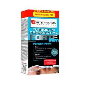 Turboslim Cronoactive Men Forte Pharma 56 Tablets
