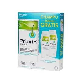 Priorin Champu Duplo 2x200Ml