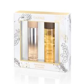 Caudalie Estuche Parfum Divin (Perfume 50Ml + Aceite Divino 50Ml)