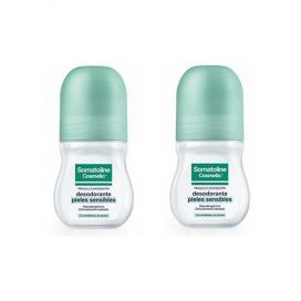 Somatoline Desodorante Pieles Sensibles Roll-On Pack 2U