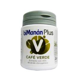 Bimanan Plus Cafe Verde Capsulas 40 Caps