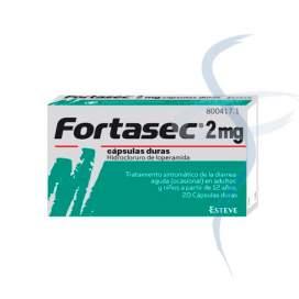Fortasec 2 Mg 20 Capsulas
