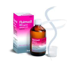 Fluimucil 40 Mg/Ml Solucion Oral 200 Ml