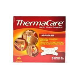 Thermacare 3 Parches Térmicos Adaptables