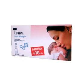 Lusan Suero Fisiologico Nasal Monodosis 5 Ml 40 U