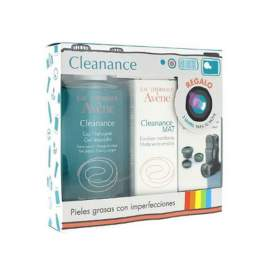 Avene Cleanance Pack Gel 200Ml + Emulsión Matificante 40Ml