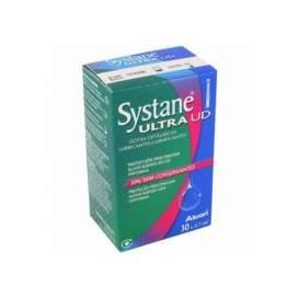 Systane Ultra Plus Hidratacion Unidosis Gotas Oftalmicas Lubricantes 0.7Ml 30 Viales Ud