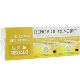 Oenobiol Solaire Intensif Nutriproteccion 3x30 Capsulas Triplo