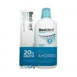Pack Bexident Encias Uso Diario Colutorio 500Ml + Pasta 125Ml