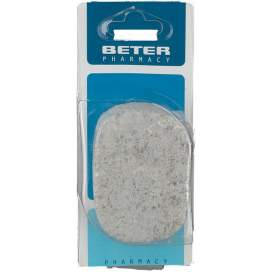 Beter Piedra Pomez Natural Clasica