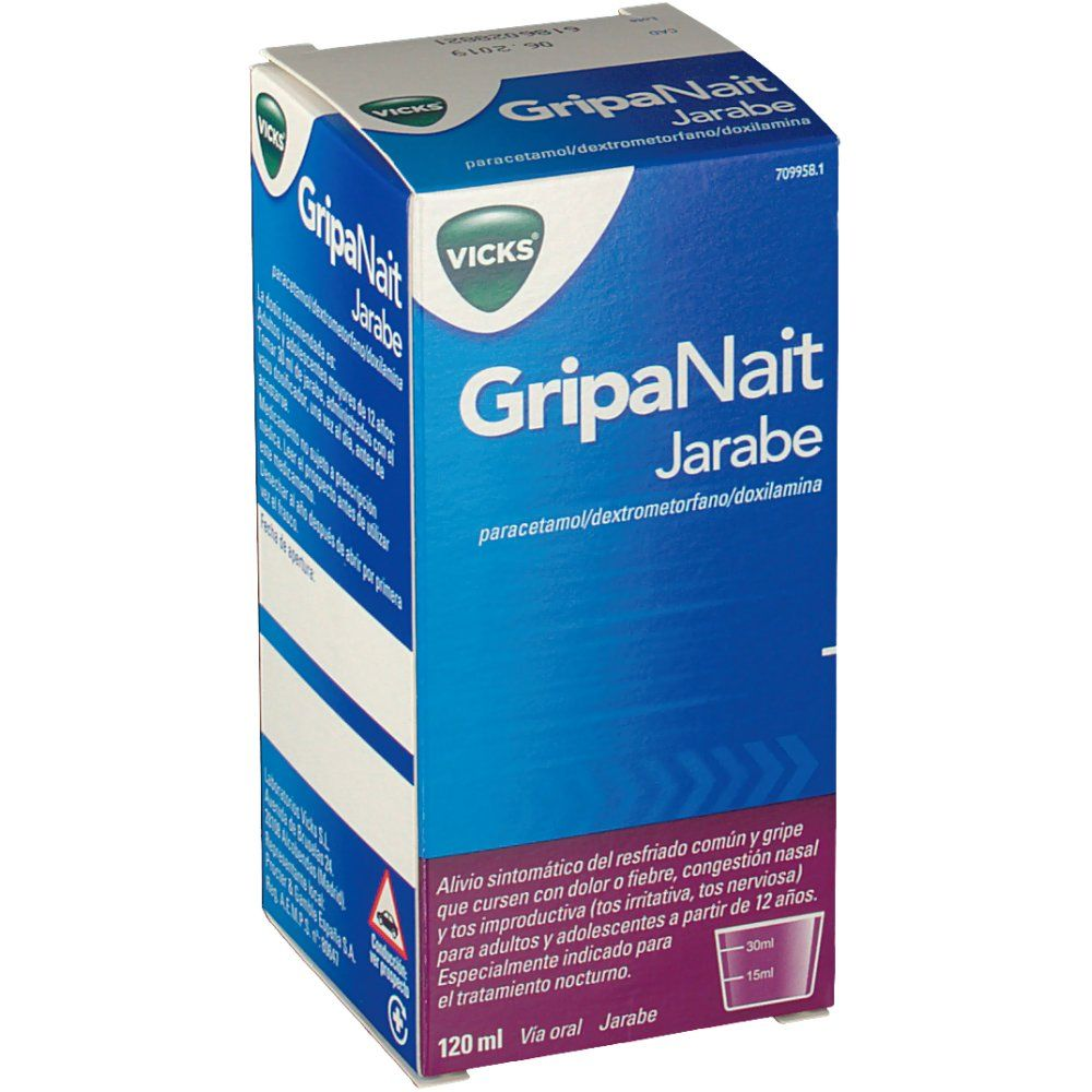 Buy Gripanait Jarabe 120 Ml Deals On Vicks Brand Buy Now