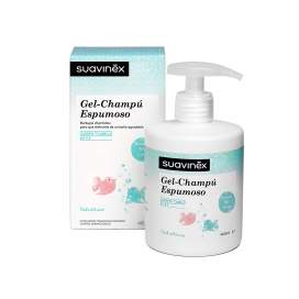 Suavinex Pediatric Gel Champu Espumoso 400Ml