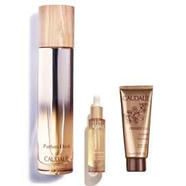 Caudalie Parfum Divin 50Ml + Premier Cru 15Ml + Premier Cru Elixir 10Ml