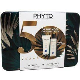 Phyto Cofre Phyto7 50Ml + Champu Phytojoba 100Ml