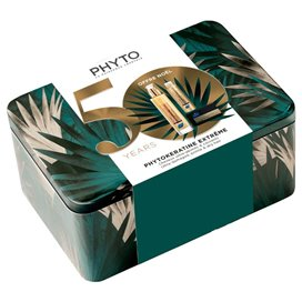 Phyto Cofre Keratine Extreme Crema 100Ml + Champu 50Ml + Mascarilla 50Ml