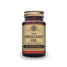 Solgar Aceite Oregano Silvestre 60 perlas vegetales