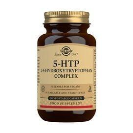 Solgar 5-HTP Hydroxytryptophan 30 Capsulas Vegetales