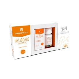 Heliocare Pack Ultra D 2x30 Capsulas